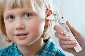 dziecko dermatoskop